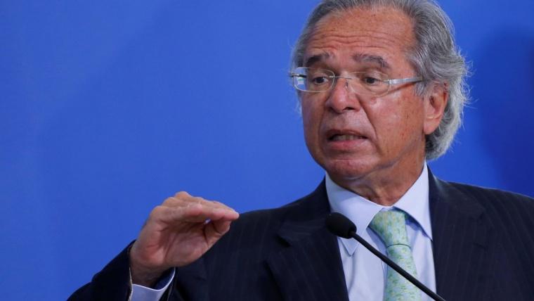 Paulo Guedes cobra do Supremo um veredito para o ICMS